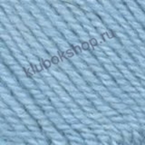 Пряжа ПОДМОСКОВНАЯ (Троицкая) 276 бледно-голубой