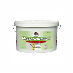 Клей для стеклообоев Dufa GLASDEKORGEWEBE-ROLLKLEBER D125 (Белый)