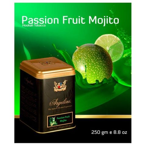 Табак для кальяна Argelini Passion Fruit Mojito 250 гр