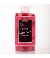 Соль для ванны ALEJANDRO с эфирным маслом грейпфрута, 500g ТМ Quizas