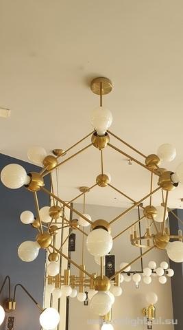 LINA by Rossy Li for ROLL&HILL 2 replica chandelier