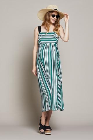 Платье 10234 зеленый