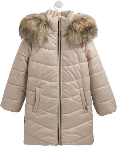 КТ202 Куртка для девочки зимняя