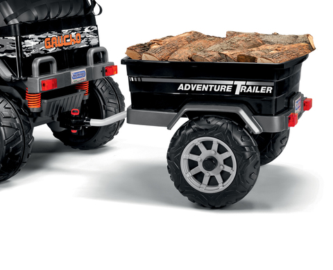 Прицеп Peg Perego Adventure Trailer TR09370