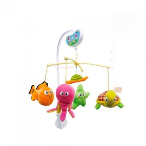 Мобиль Biba Toys Зверята BM072