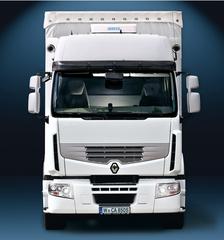 Комплект для монтажа Cool Top Vario 10E на Renault Premium