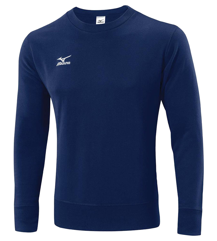 Мужская толстовка Mizuno Sweat (K2EC4501M 14) синяя