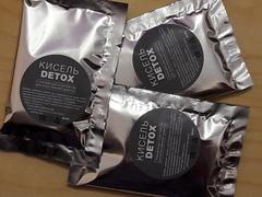 APL. Кисель All-Time Detox с очищающим комплексом и Биофеном 3 пакетика по 20 граммов