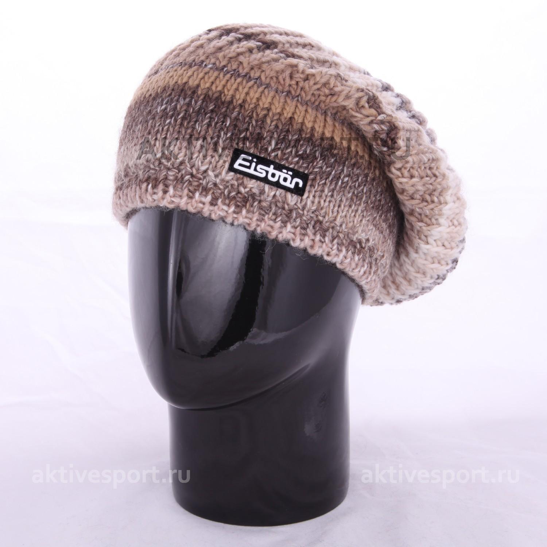 Длинные шапки Шапка-бини вязаная Eisbar Misty 192 Misty_192.jpg