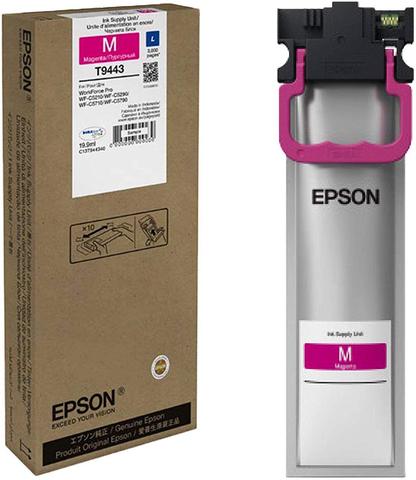 Epson C13T944340  - контейнер с пурпурными чернилами (3000 страниц)