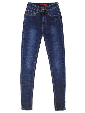 C8821 джинсы женские, синие