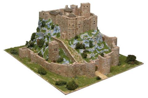 Aedes 1007 Замок DE LOARRE, 1:220