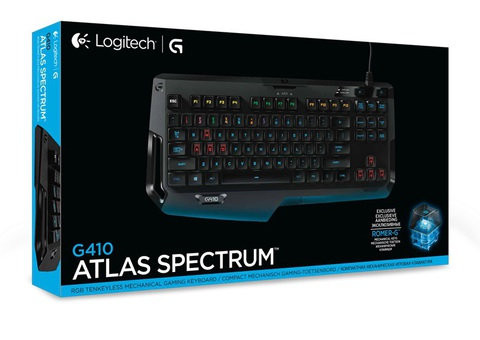 LOGITECH G410 Atlas Spectrum RGB [119572]