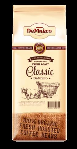 Кофе De Marco Fresh Roast Classic в зернах 1 кг