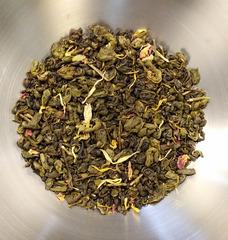 Зеленый чай саусен ароматизированный