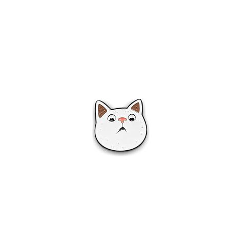 Значок Кіт здивований