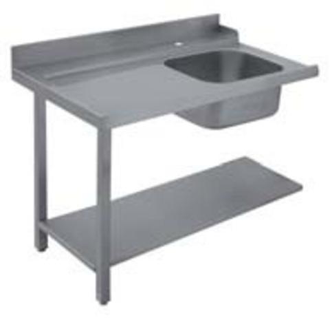 фото 1 Стол для грязной посуды Elettrobar 75451 на profcook.ru