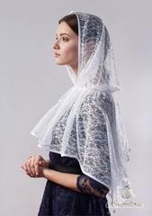 Церковный платок-палантин