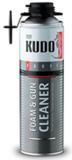 Очиститель монтажной пены FOAM&GUN CLEANER (12шт/кор)