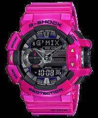 Умные наручные часы Casio G-Shock GBA-400-4CER