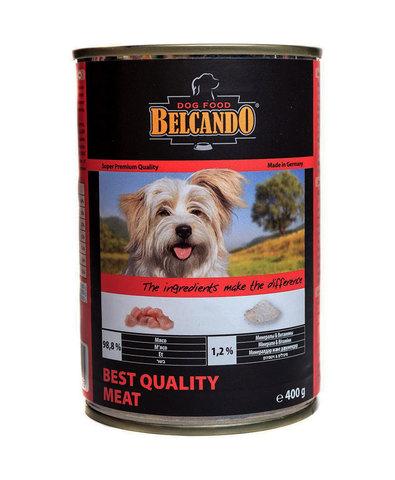 Belcando консервы для собак (мясо) 400 г