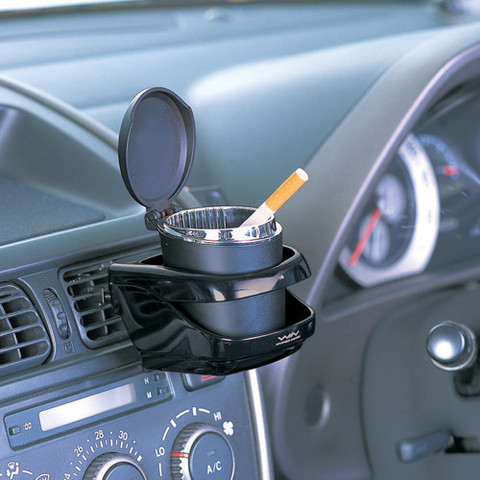 Пепельница для автомобиля с подсветкой Seiwa W322
