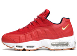 Кроссовки Мужские Nike Air Max 95 Red White