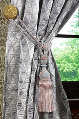 Готовая штора Marée