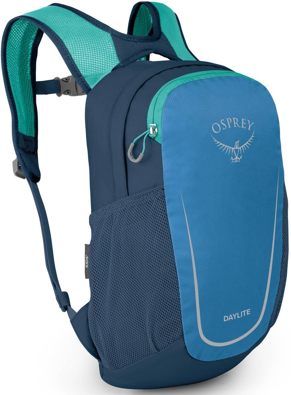 Городские рюкзаки Рюкзак детский Osprey Daylite Kids Wave Blue Daylite_Kids_S20_Side_Wave_Blue_web.jpg