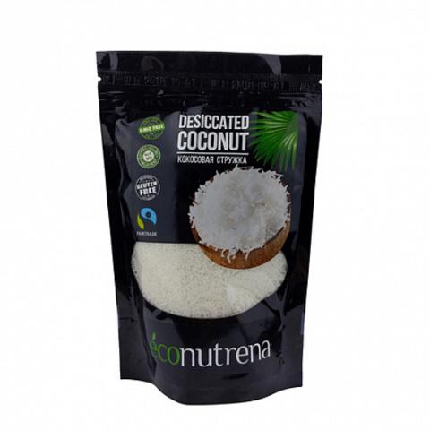 Кокосовая стружка, диетическая Econutrena, 250 г