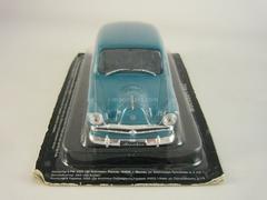 Moskvich-402 blue-green 1:43 DeAgostini Auto Legends USSR #72