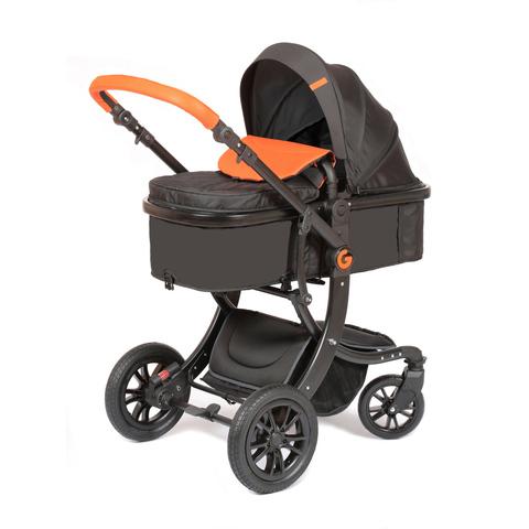 Giovanni G-moov Black/Orange