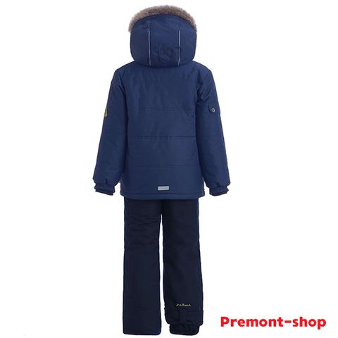 Комплект Premont для мальчика Пик Логан WP92265 BLUE