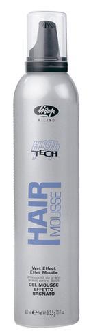 Мусс-гель Хай Тек Лисап для укладки для создания эффекта мокрых волос 300мл