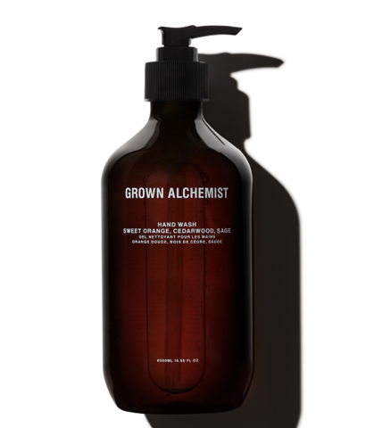Grown Alchemist Мыло Для Рук Hand Wash (Sweet Orange, Cedarwood, Sage)