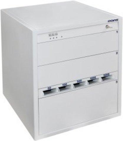 Темпо-касса DORS PSE-2102 (ИБП в комплекте)