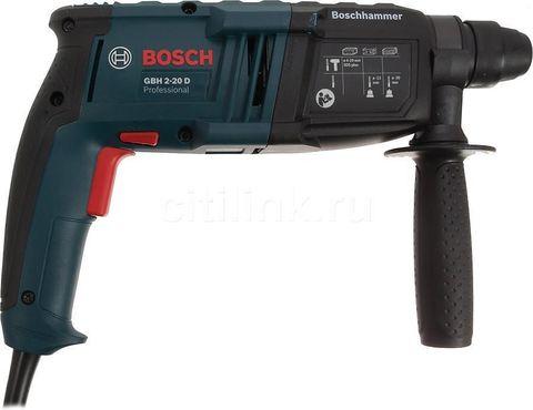 Перфоратор BOSCH GBH 2-20 D 061125A404
