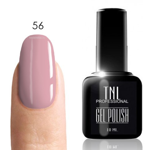 TNL Classic TNL, Гель-лак № 056 - бледно-розовый (10 мл) 56.jpg