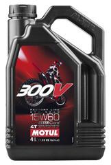 Моторное масло MOTUL 300 V 4T Off Road SAE 5W40