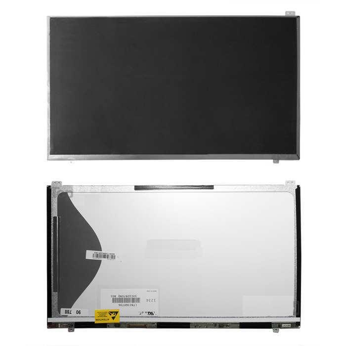 Матрица для ноутбука 1600x900, 40 pin, UltraSLIM, LED, крепления сверху снизу. Аналог: LTN156KT06 LTN156KT03