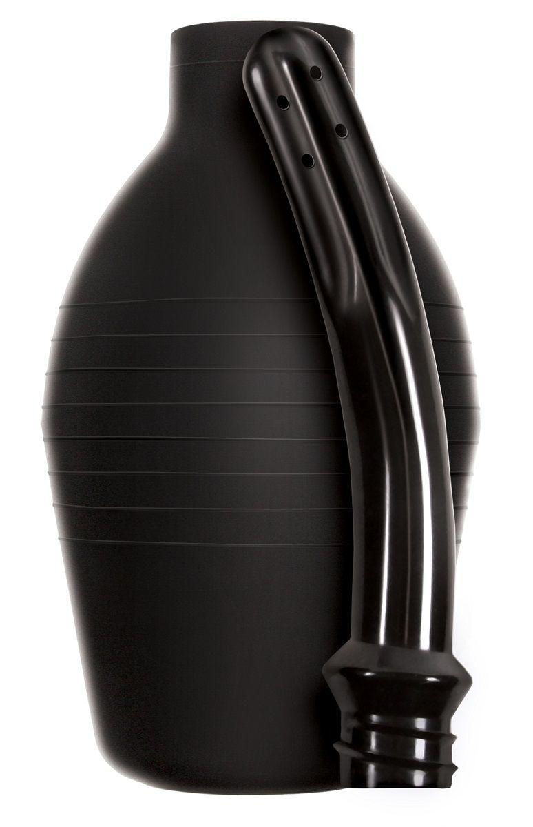 Интимная гигиена: Черный анальный душ Renegade Body Cleanser