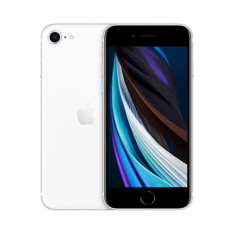 iPhone SE (2020), 128 ГБ, белый