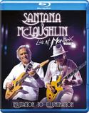 Carlos Santana & John McLaughlin / Invitation To Illumination - Live At Montreux 2011 (Blu-ray)
