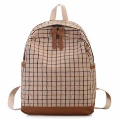 Рюкзак женский K-Style L0150 Бежевый