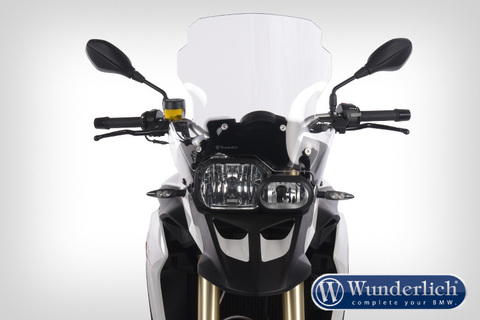 Ветровое стекло BMW F700GS прозрачное