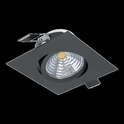 Светильник светодиодный встраиваемый диммируемый c регулировкой Eglo SALICETO 98611