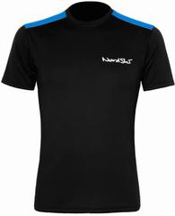 Футболка Nordski Premium Black-Blue мужская