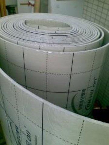 Изолон подложка под инфракрасный пленочный пол EASTEC (ИСТЭК) . Толщина 3 мм. EASTEC M - 50