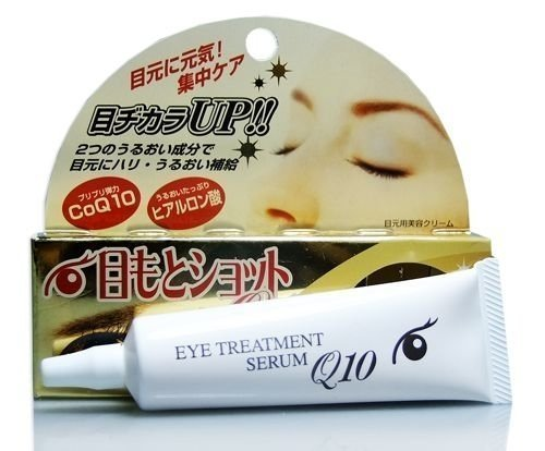 Cosmetex Roland Loshi Крем для ухода за кожей вокруг глаз с коэнзимом Q10 и гиалуроновой кислотой 20 гр.