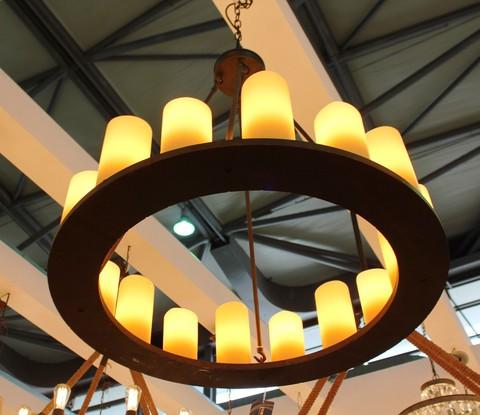 vintage chandelier 01-77 ( by Funky Vintage )